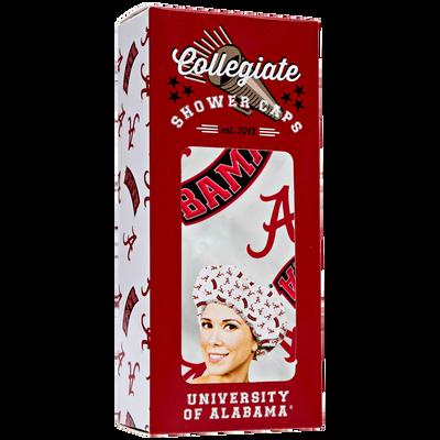 University of Alabama Collegiate Shower Cap