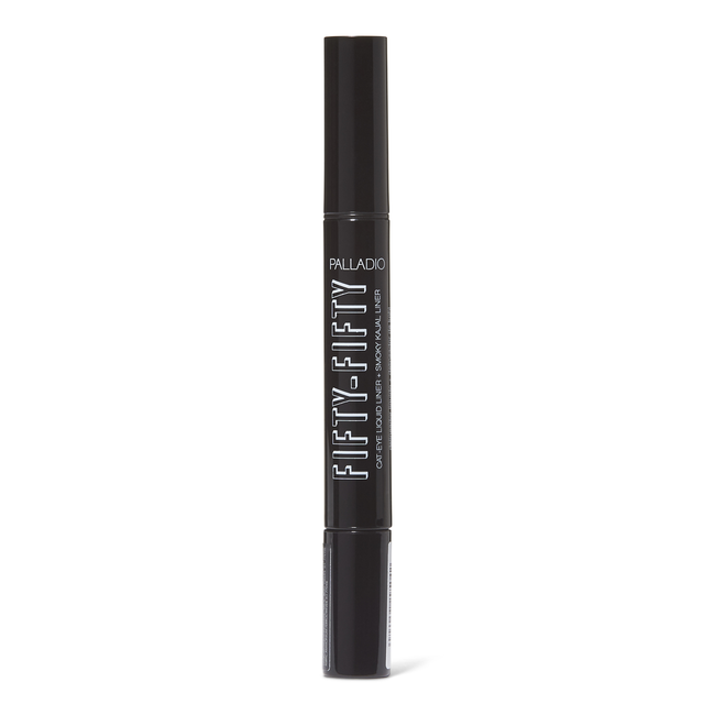 Fifty Fifty Cat Eye Liquid Liner & Smoky Kajal