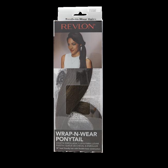 Wrap-N-Wear Ponytail