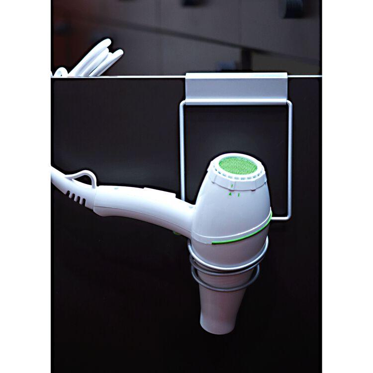 Swell Cabinet Door Hair Dryer Holder Interior Design Ideas Ghosoteloinfo