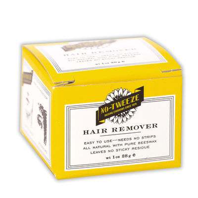 No-Tweeze Hair Remover Wax