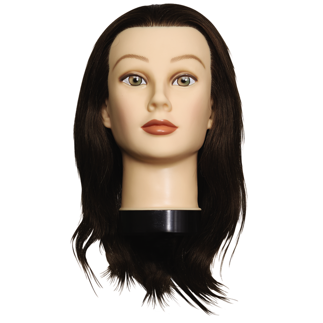 Miss Olivia Mannequin Head. by Salon Care