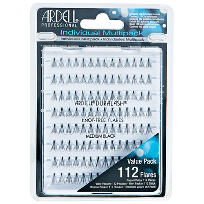 Multipack Individual Medium Lashes