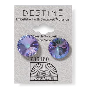 Destine VL Rivoli Crystal Earring