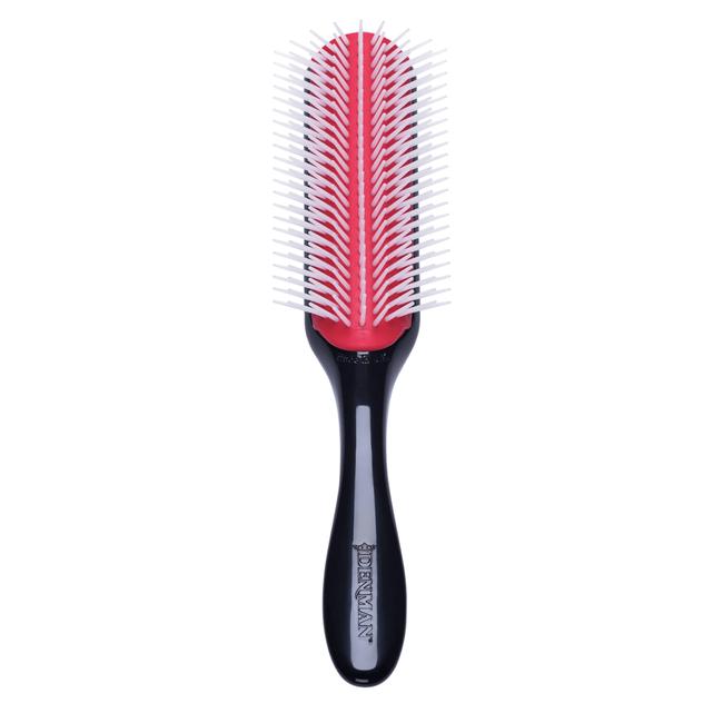 D3 Original 7-Row Styling Brush, Gloss Black