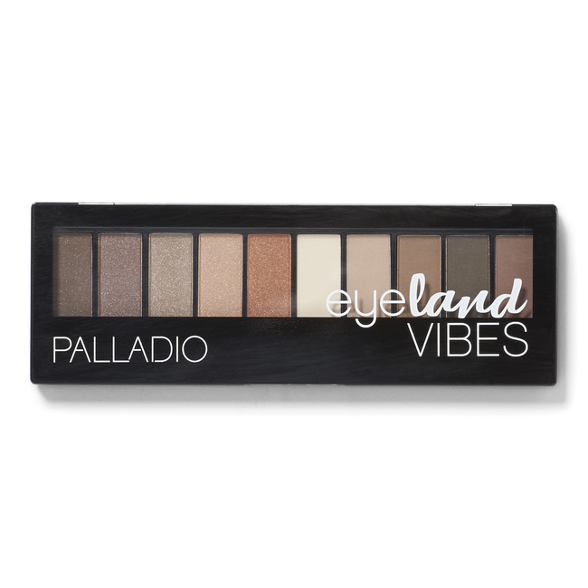 Eyeland Vibes Eyeshadow Palette Sandbar