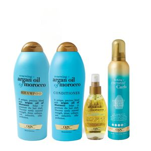 OGX Argan Oil Care Kit