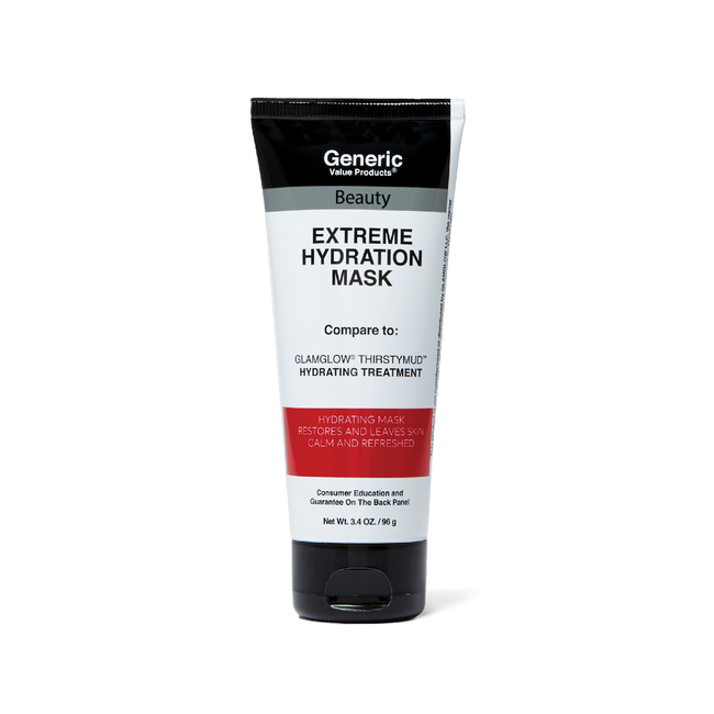 GVP Extreme Hydration Mask Compare to GLAMGLOW THIRSTYMUD Hydrating Treatment