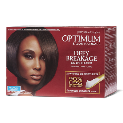 No Lye Conditioning Regular Relaxer System