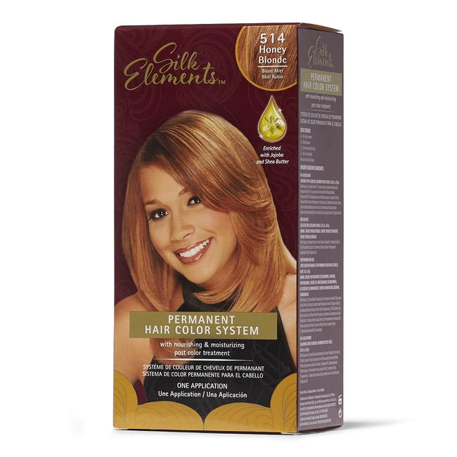 Honey Blonde Permanent Hair Color