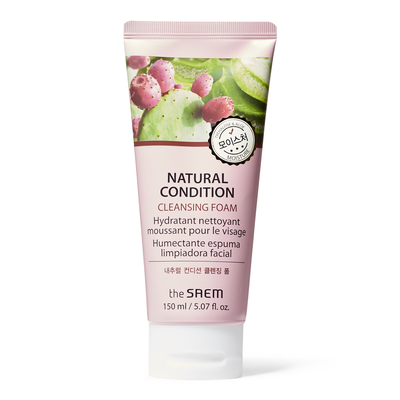 Natural Condition Cleansing Foam Moisture