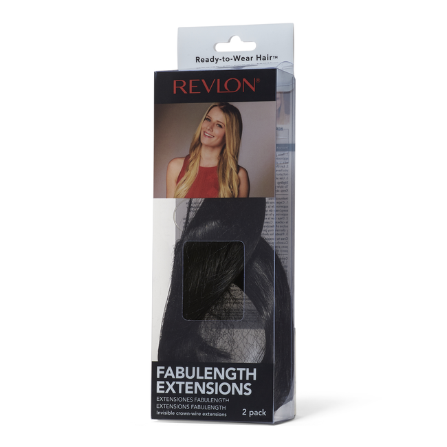 Fabulength Black 18 Inch Extensions