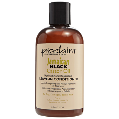 Jamaican Black Castor Oil Leave In Conditioner