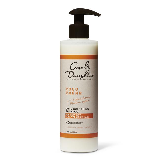 Curl Quenching Shampoo