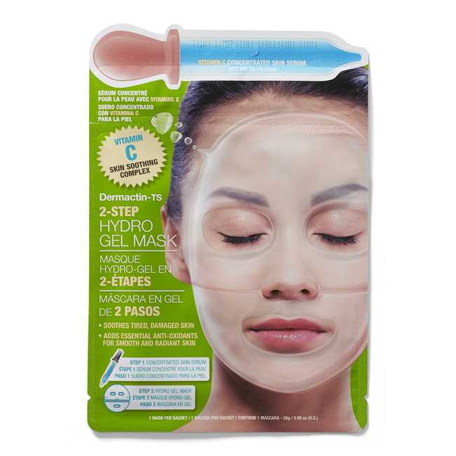 2 Step Vitamin C Hydro Gel Mask