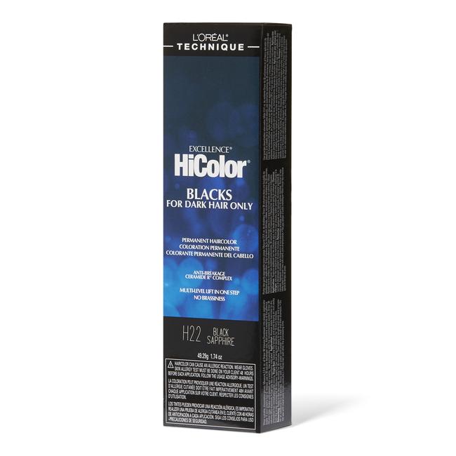 H22 Black Sapphire