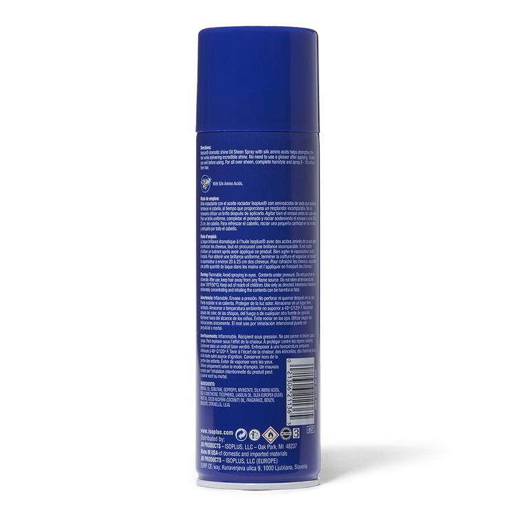 Oil Sheen Hair Spray