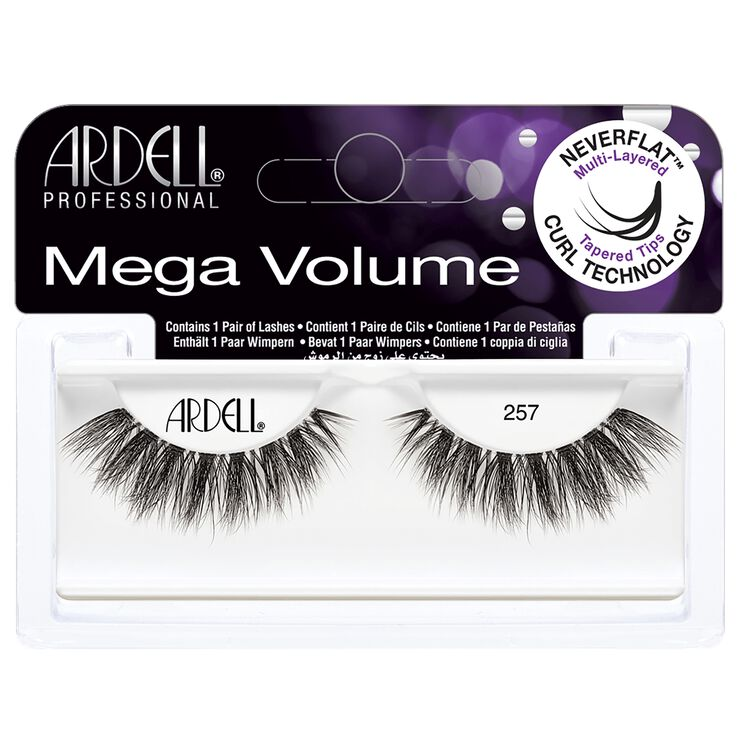 Mega Volume 257 Lashes