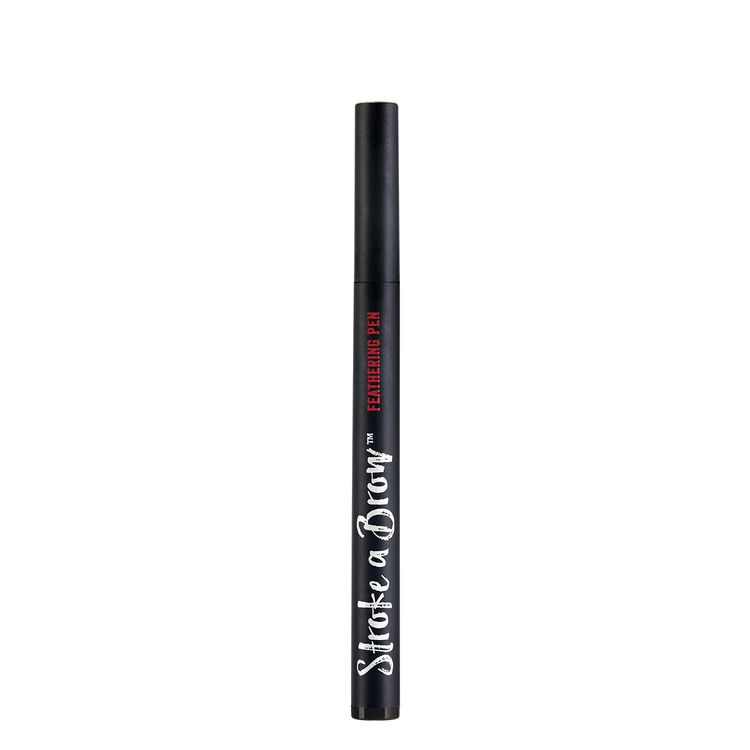 Soft Black Brow Feathering Pen