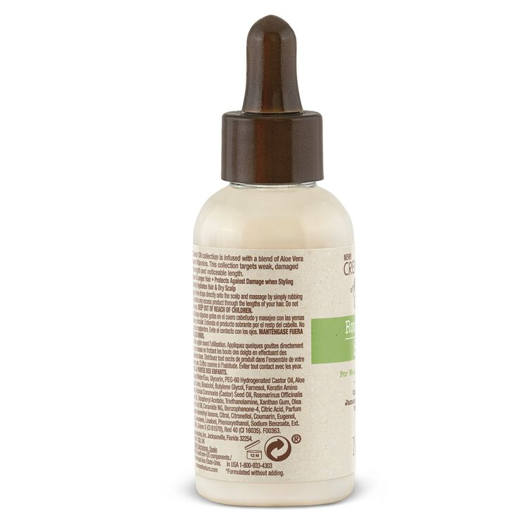 Aloe & Black Castor Oil Root Recharge Serum