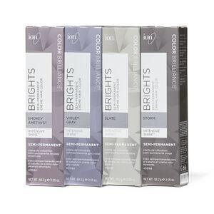 Brights Gray Series Semi Permanent Hair Color