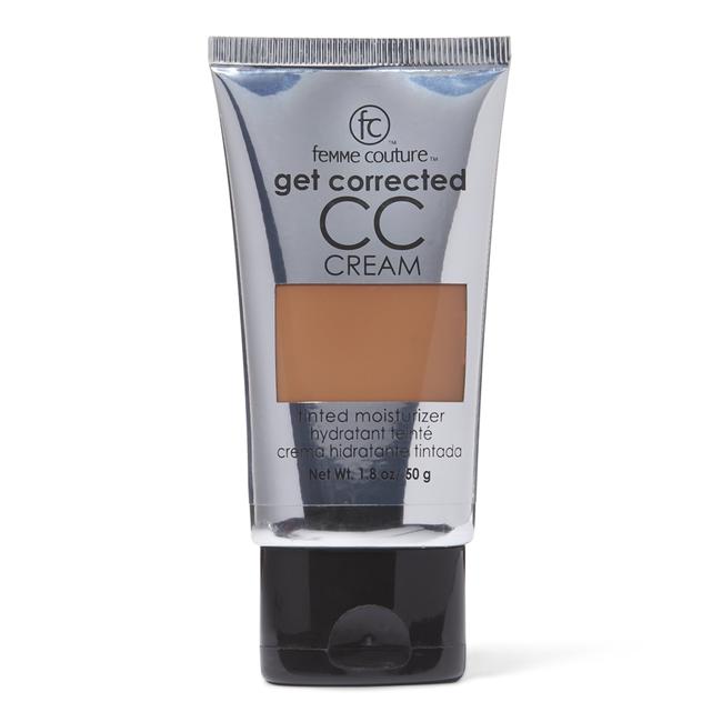 Get Corrected CC Tinted Moisturizer Tan