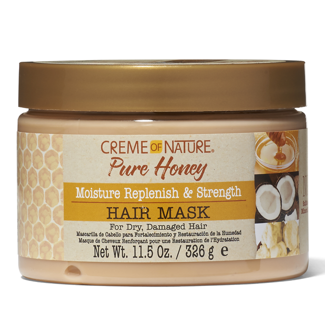Moisture Replenish & Strengthening Mask
