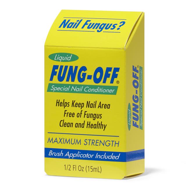 Fung Off Liquid Nail Conditioner