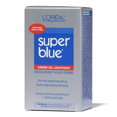 Super Blue Creme Oil Lightener