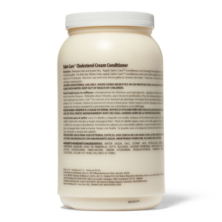 Professional Cholesterol Cream Conditioner