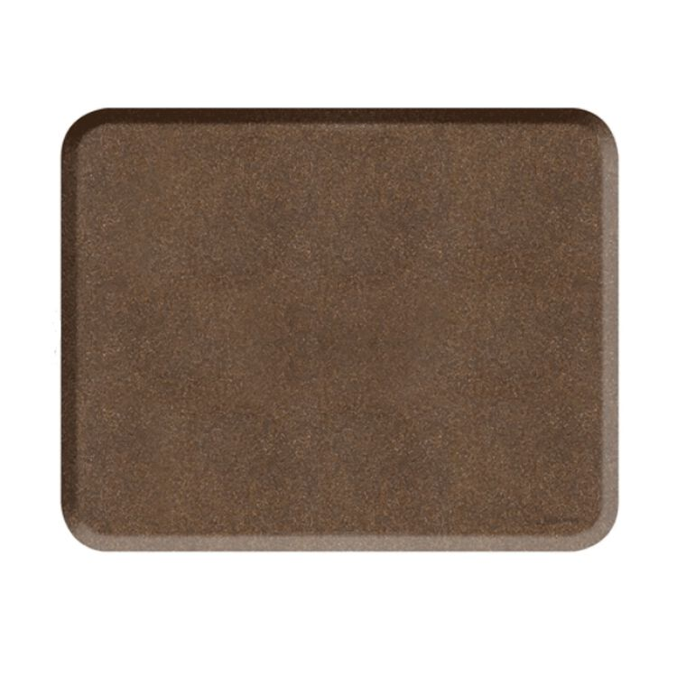 4 X 5 Granite Copper Mat without Chair Depression