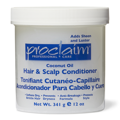 Coconut Oil Hair & Scalp Conditioner
