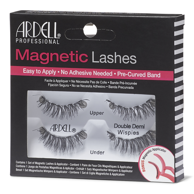 6175575e475 Double Demi Wispies Magnetic Lashes by Ardell | Eyelash Extensions ...
