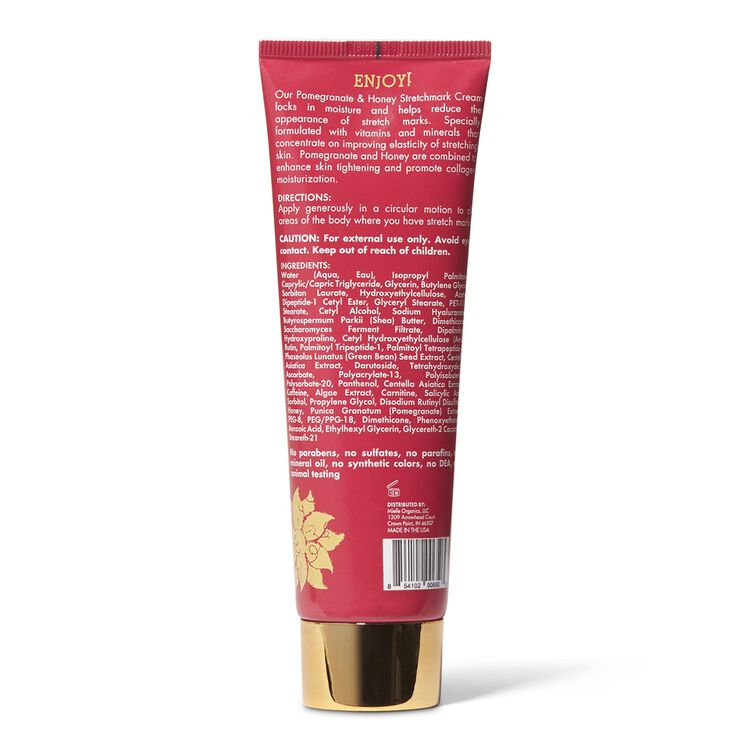Pomegranate & Honey Stretch Mark Cream