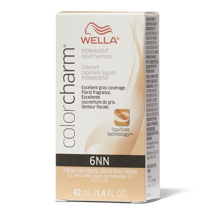 6NN Intense Dark Neutral Blonde Permanent Liquid Hair Color