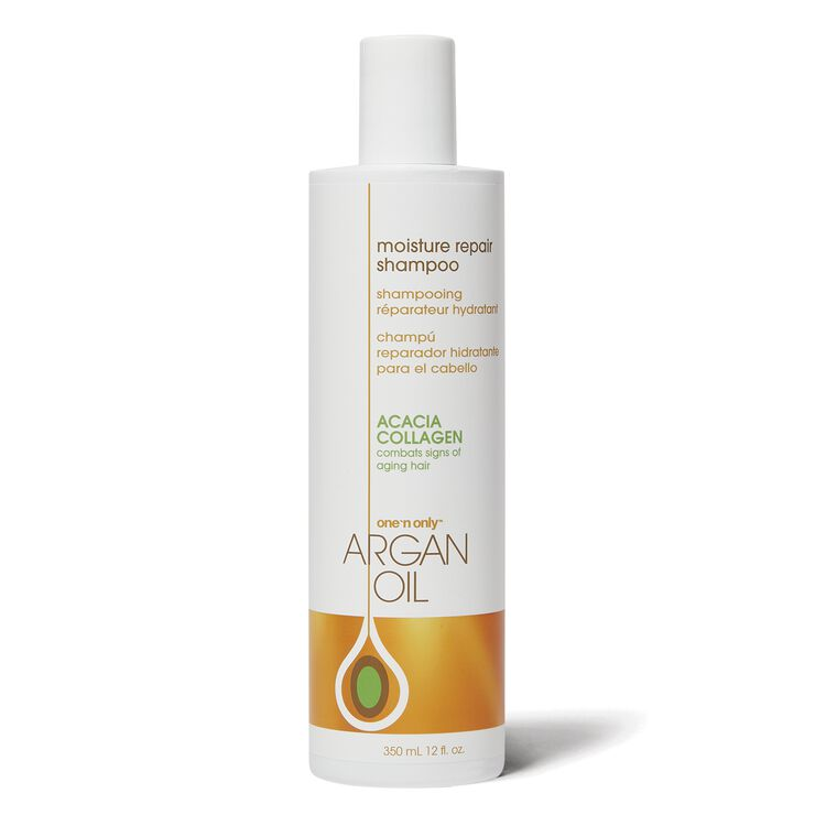 Argan Oil Moisture Repair Shampoo 12 oz