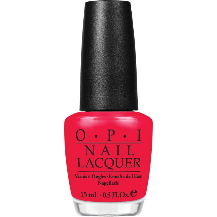 Red Lights Ahead...Where Nail Lacquer