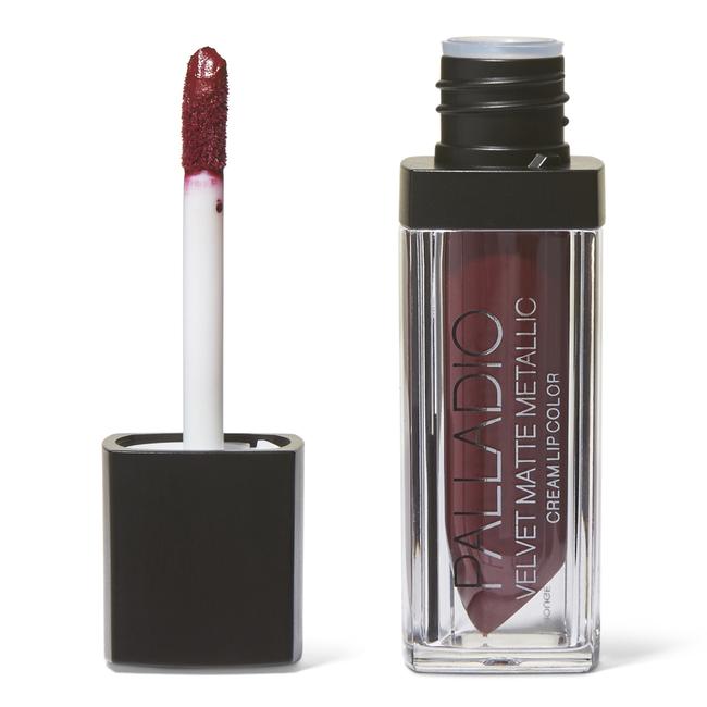 Velvet Matte Metallic Cream Lavish Lip Color