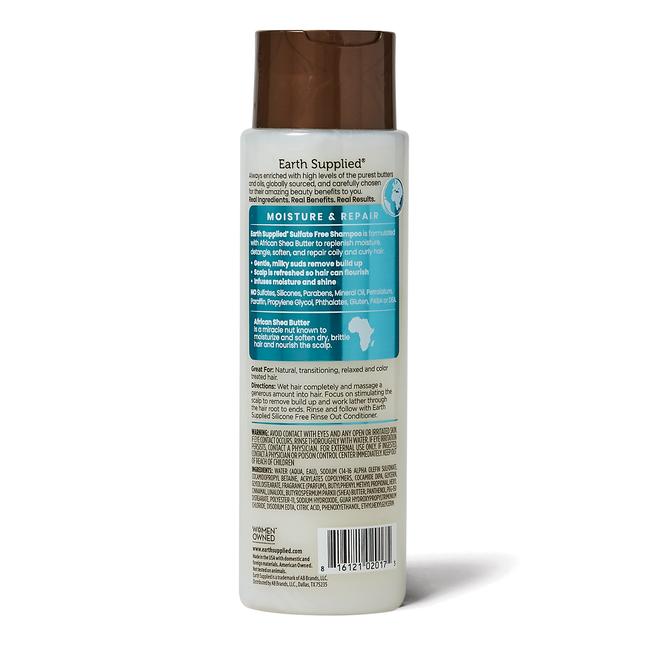 Moisture & Repair Silicone Free Shampoo