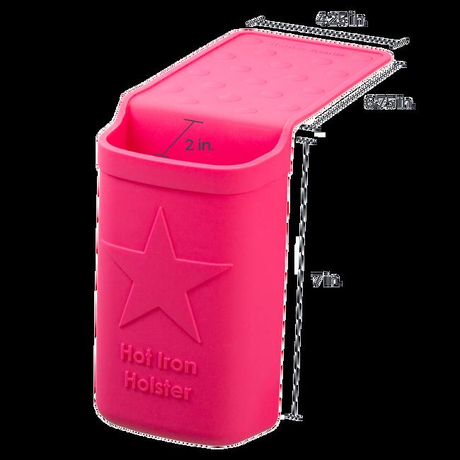 Pink Hot Iron Holster Original
