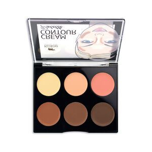 Cream Contour Palette Deep/Dark