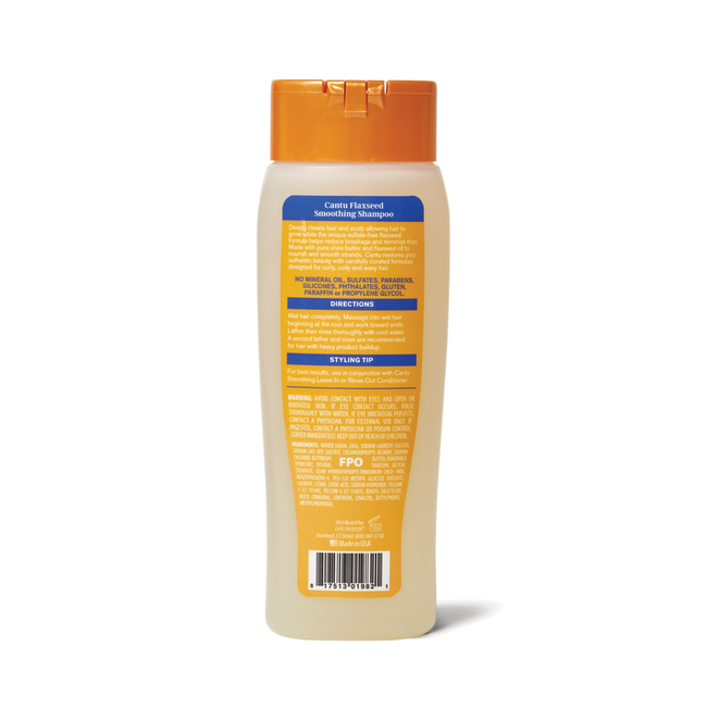 Flaxseed Smoothing Shampoo