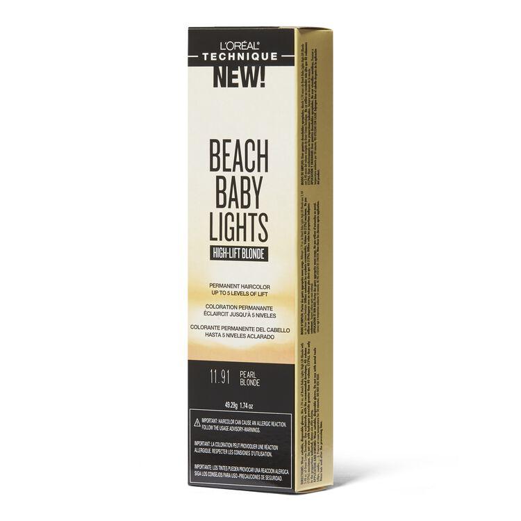 Beach Baby Lights High-Lift Pearl Blonde