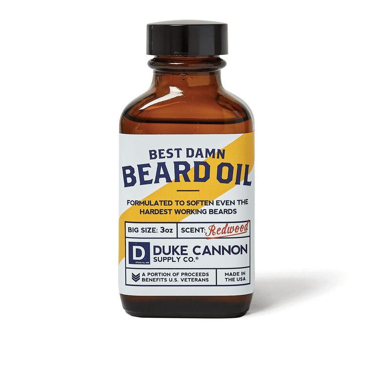 Best Damn Beard Oil