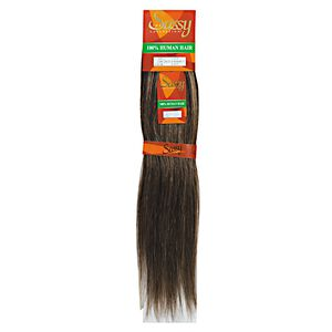 18 Inch Silky Straight  Sew-In Human Hair Extensions
