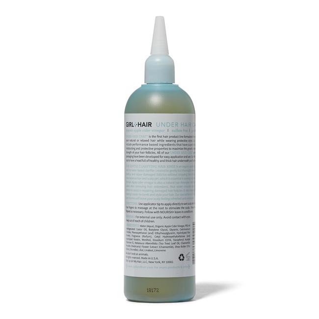 Clarifying Apple Cider Vinegar Rinse