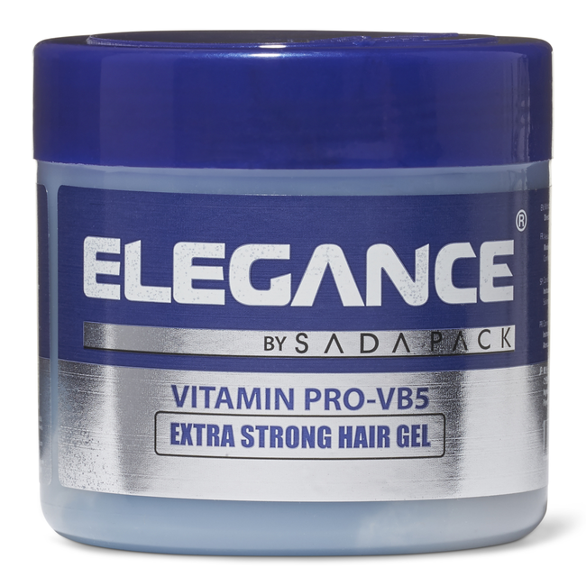 Extra Strong Hair Gel