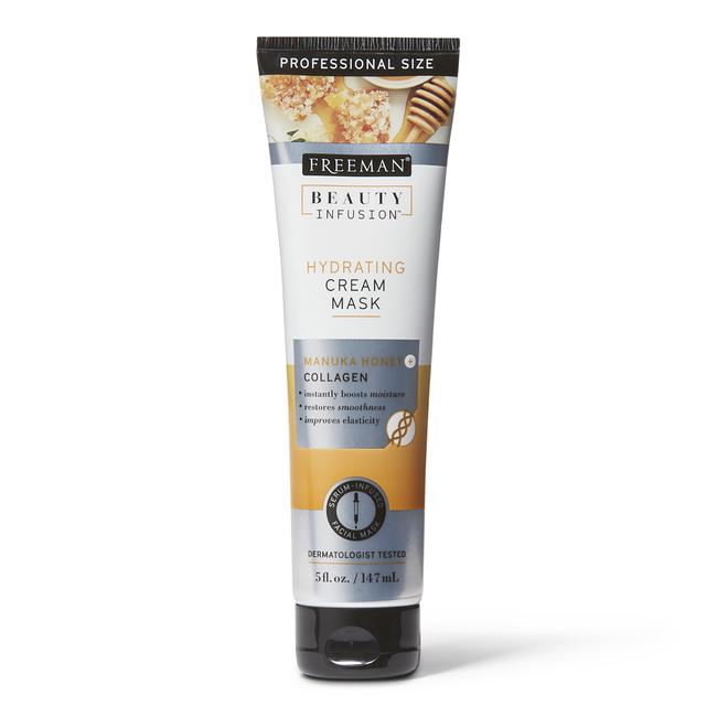 Hydrating Manuka Honey & Collagen Cream Mask