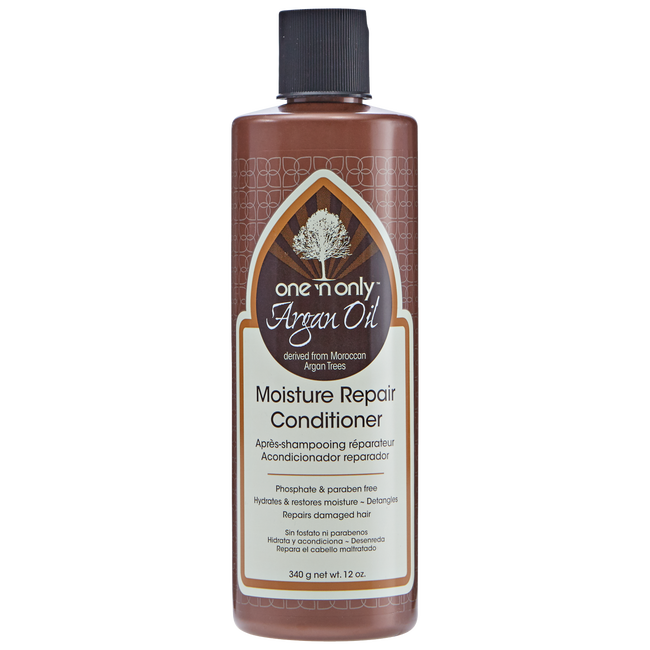 Argan Oil Moisture Repair Conditioner 12 oz.