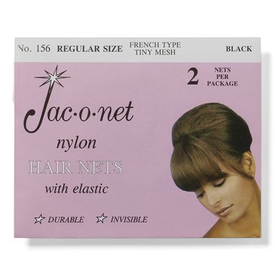 Black Regular Size Hairnet